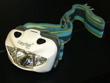 Rayfall LED Luce anteriore. Super-Bright CREE XP-E r3 (+ GRATIS Occhiali Sportivi) NUOVO!!!