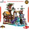 2019 Compatible with Legos Friends:Adventure Camp Tree House Toy Children 41122