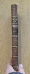 [PELADAN], Catalogue officiel illustré du Second Salon de la Rose Croix