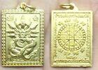 Naga Serpent Kruba Krissna Talisman Amulet Thai Pendant Business Love Money