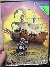 Pirates Of The Plain ex-rental region 4 DVD (1999 Tim Curry adventure movie)