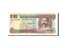 Billets, Barbades, 10 Dollars type O'Neal #155438