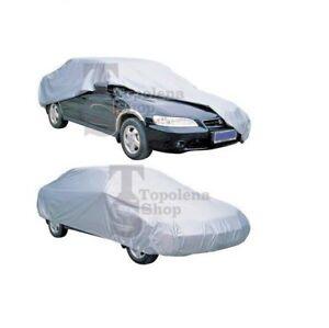 TELO COPRIAUTO COPRI AUTO IMPERMEABILE PEVA PVC NYLON PIOGGIA SOLE TAGLIA XL