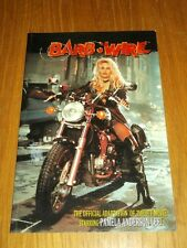 Barb Wire Movie Adaptation by John Arcudi (Paperback, 1996)< 9780752202853