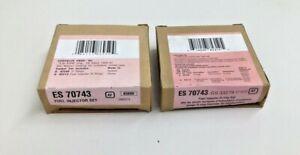 Fel-Pro ES 70743 Fuel Injector Seal Kit ES70743 (Pack of 2)