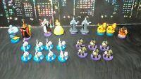 2004 Disney Chess Replacement Pieces Lion King Aladdin Genie 101 Dalmatians