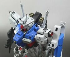 Bandai MG 1/100 Rx 78 GP 01 Gundam Zephyr MS Anime Model Kit Toy x G A W z k 2 3