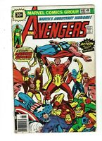 Avengers #148, VG 4.0, Rare 30 Cent Variant, Squadron Supreme
