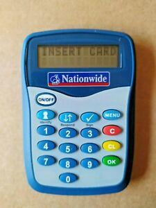 NATIONWIDE PINSENTRY BANK CARD READER PIN SECURITY