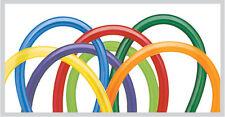 Qualatex Modellierballons 260Q bunt *Carnival* 100 Stück