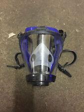 Painting Spraying Similar 3M Gas Mask Full Face Facepiece Respirator Size MEDIUM