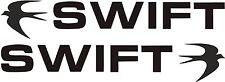 Swift Vinyl Caravan Motor Home Sticker / Decal / Graphic .........NEW
