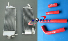 For YAMAHA YZ400F YZF400 YZ 400 F 1998 1999 2000 98-00 Aluminum Radiator & HOSE
