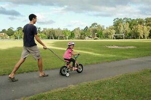 Bike Parent handle removable easy to use and lightweight PUSH ME HOME handle