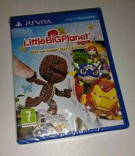 PlayStation PS Vita Little Big Planet Marvel Super Hero Edition