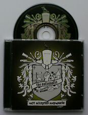 THE AUTOMATIC - NOT ACCEPTED ANYWHERE (CD 2006) Bloc Party/Hard-Fi