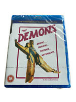 THE DEMONS - Jess Franco - 1972 Cult Horror BLU RAY