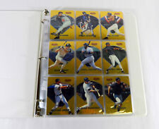 # 1996 Bowman's Best Baseball Set in Binder (180) Nm/Mt * Morris Guillen RCs