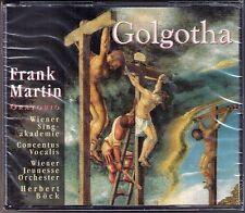Frank MARTIN: GOLGOTHA Oratorio 2CD  Herbert BÖCK Annette Markert Perdigon Hosp