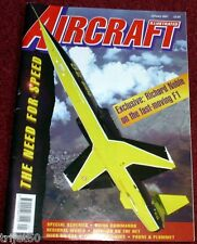 Aircraft Illustrated 2001 Jan C-46 Commando,Noble,Hungary,Czech,Poland