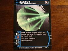 Star Wars TCG ROTJ Death Star II (B)