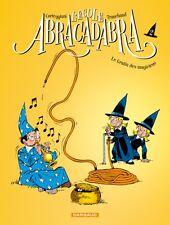 L'ECOLE ABRACADABRA - T2 : Le gratin des magiciens - EO - NEUF (petit format)