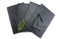 8 Piece Slate Placemat and Coaster Set