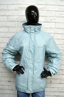 Giubbino FILA THERMORE Donna Taglia Size 46 Giubbotto Cappotto Jacket Woman Blu