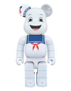 ghost busters stay puft  400% bearbrick Be@rbricK NIB