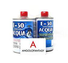 Prochima Resina epossidica E-30 effetto acqua trasparente 800 gr diorami
