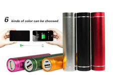 Portable Power Bank External 2600mAh Battery Charger For All Smart Phones MP3 US
