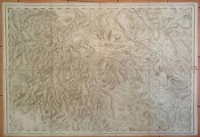 BASILICATA - RIZZI ZANNONI - GIUSEPPE GUERRA Inc. NAPOLI 1812