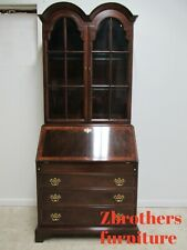 Hickory Chair Co. Historical James River Plantations Secretary Writing Desk