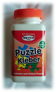 Puzzlekleber Puzzle Fixativ 120 ml mit Applikator