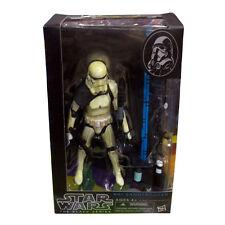 Hasbro Star Wars Movie The Black Series #01 Sandtrooper Action Figures Kids Toy
