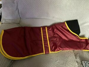 Greyhound/all breeds waterproof  walking out coat size 26in