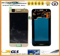 Pantalla LCD completo GH97-17667C Oro dorado  para Samsung Galaxy J5 J500 J500F