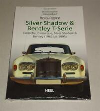 Praxisratgeber Klassikerkauf Rolls-Royce Silver Shadow & Bentley T-Serie Heel