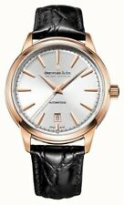 Mens Dreyfuss Co. 1890 Rose Gold Plated