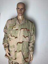 U.S Air Force DCU Desert Top Jacke Large Long