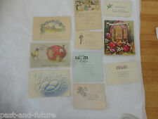 11 Antique And Vintage Easter Postcards And Greeting Cards.