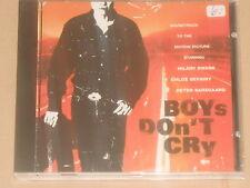 BOYS DON'T CRY - CD Soundtrack OST