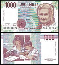 Italy 1000 LIRE 1990 P 114c UNC