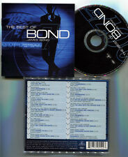 Best of Bond...James Bond: 40th Anniversary Edition by Various Artists CD
