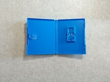 Game case for PS Vita Sony cartridge replacement retail Blue case box only