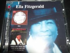 Ella Fitzgerald – Ella / Things Ain't What They Used To Be CD - Like New