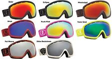 NEW Electric EGB2s Spherical Mirror Mens ski snowboard goggles Msrp$180