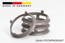 4x Zentrierringe 70,1 - 66,6 mm für Audi VW Mercedes AEZ DOTZ ENZO DEZENT