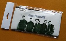 Big Bang Bigbang Photo Pencil Case Cosmetic Pouch Make Up Pouch KPOP Korea Gift