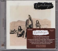 RIVERDOGS 'S/T' 2015 ROCK CANDY REMASTERED 2CD W/ BONUS TRACKS NEW! SEALED!